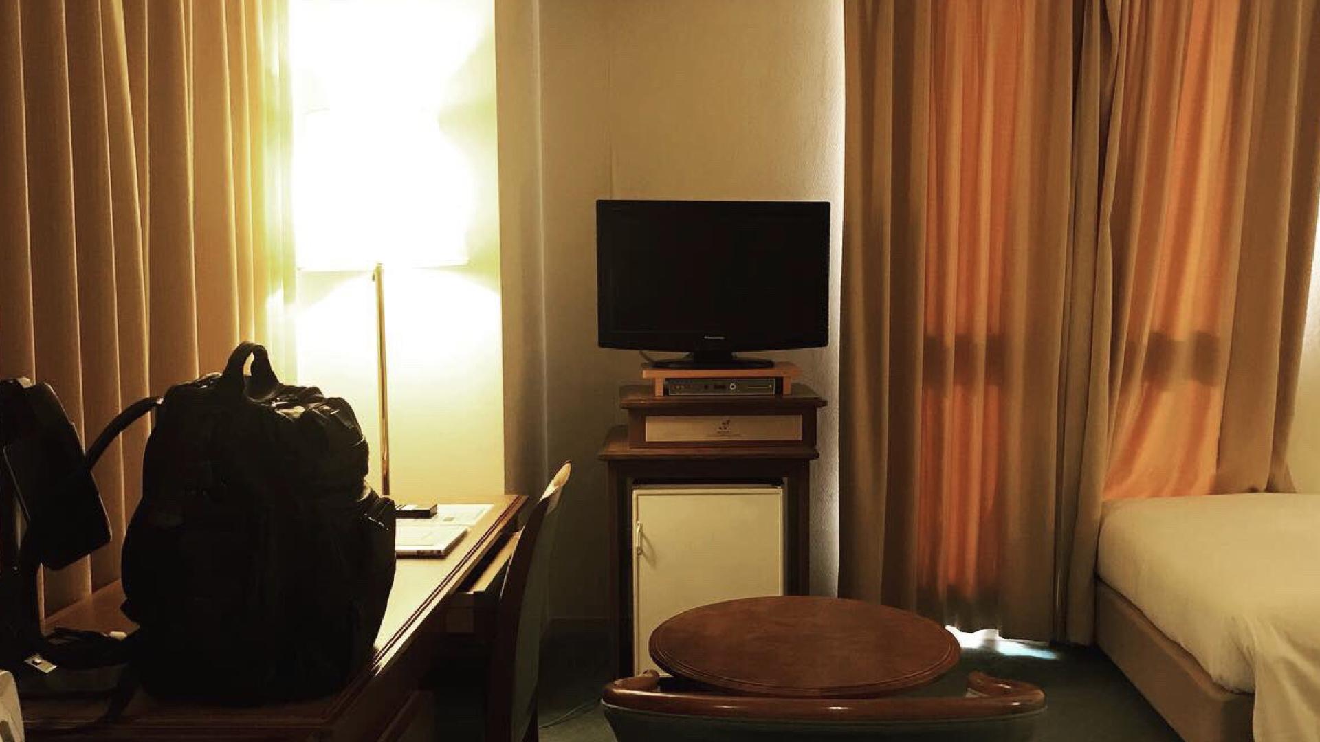 長崎県大村市のホテルの中の画像