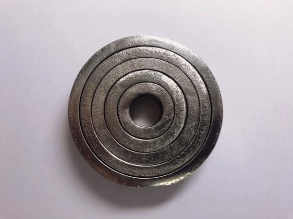 金属3Dプリンターで造形した作品