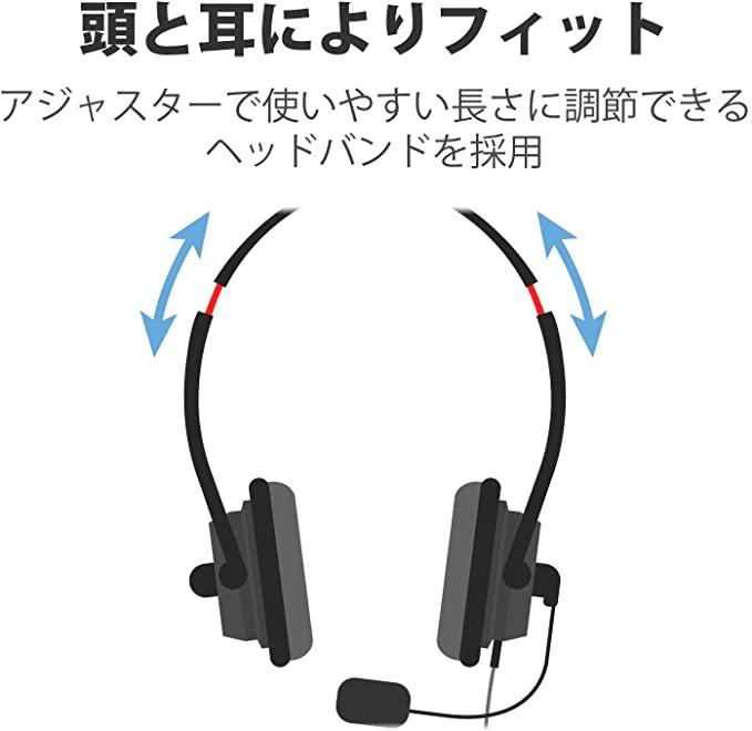 ヘッドフォンの説明画像