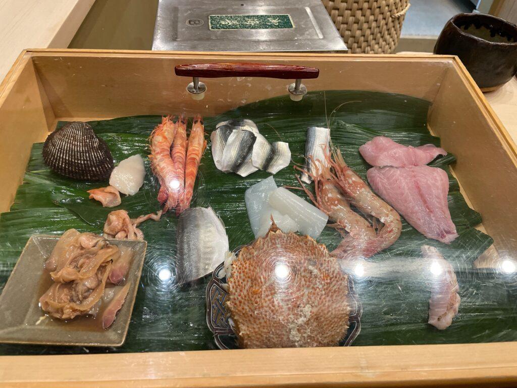 長野県松本市の寿司屋いぬかいの写真